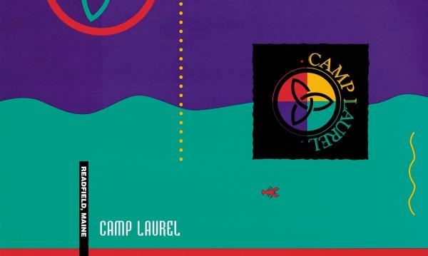 Camp Laurel Brochure Cover