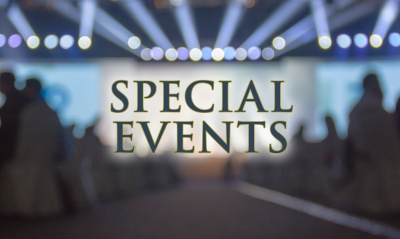 Rosemarcom special events
