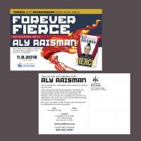 Raisman Event Postcards