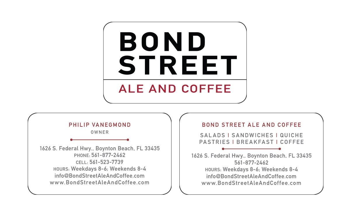 Bond Street Business Cards