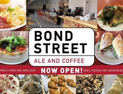 Rose Marcom Provides Full Menu of Marketing Services for Bond Street Ale and Coffee in Boynton Beach, Florida