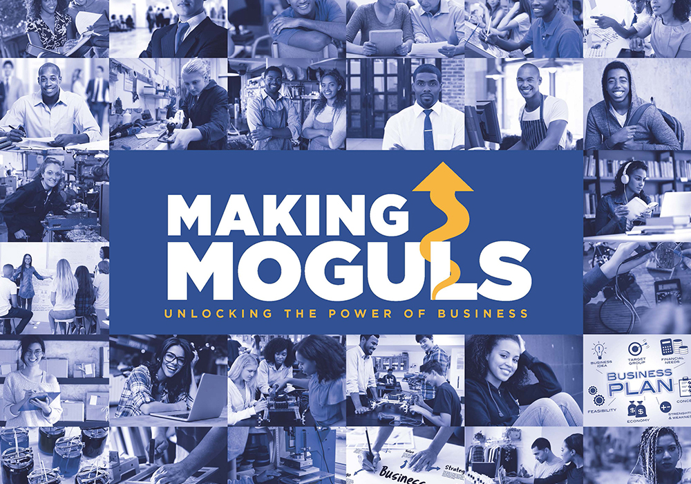 Making Moguls 8 Page Brochure