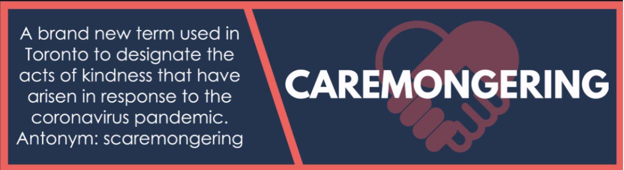 Caremongering during Coronavirus